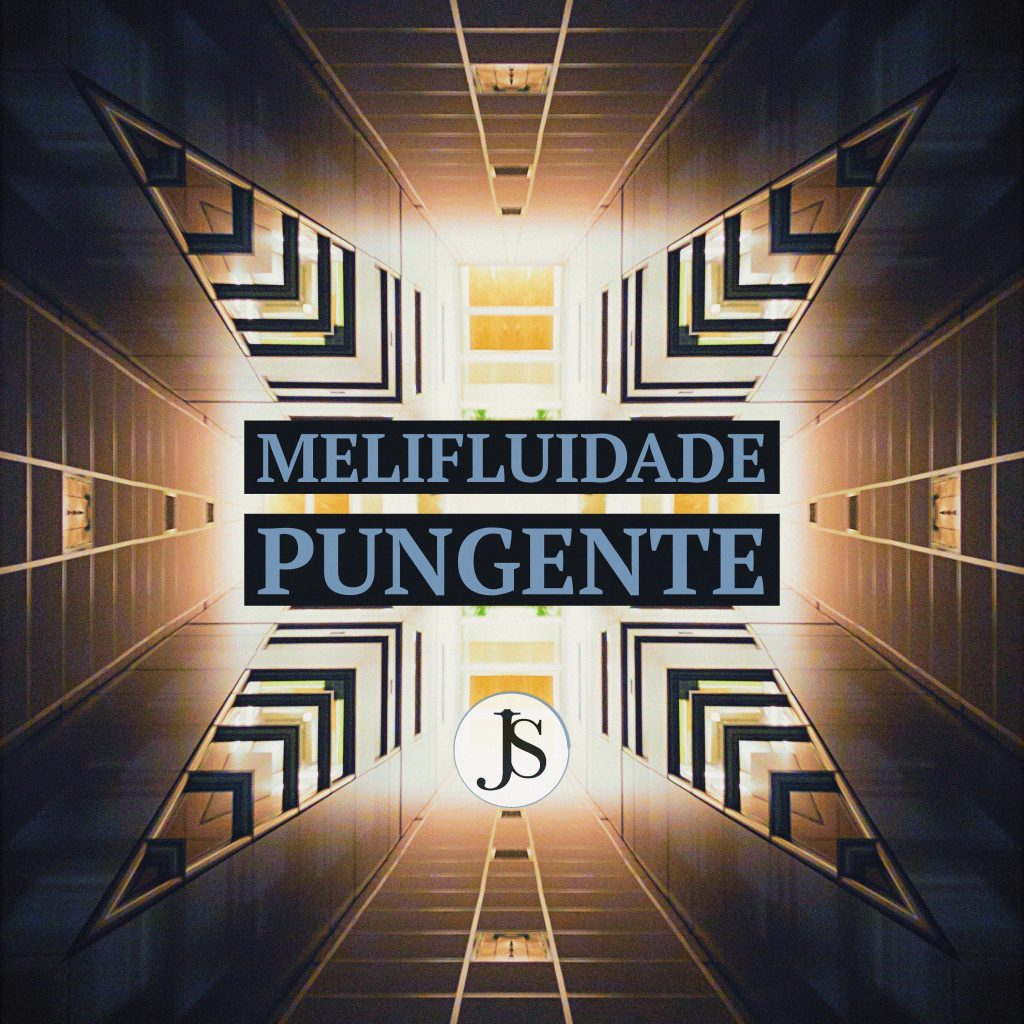Capa do single Melifluidade Pungente por Júlio Sardinha